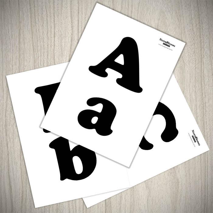 Alfabeto completo em pdf